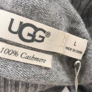 UGG Intimates   Sleepwear -  348 Cashmere NWT UGG CHEYENNE WRAP SWEATER ROBE f90478025